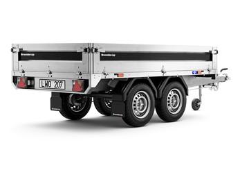 Brenderup 4260 STB, stål, 1300 kg - TILBUDSPRIS !