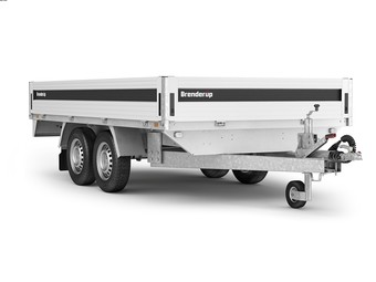Brenderup 5375 ATB, alu, 2000 kg