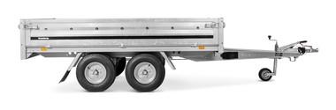 Brenderup 3251 STB, 1000 kg - TILBUDSPRIS !