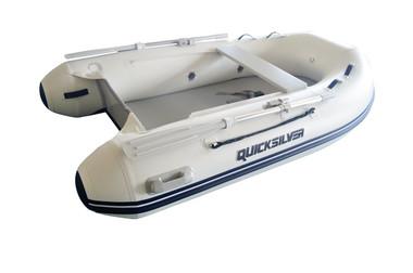 Quicksilver 300 Airdeck m/Mercury F15 hk 4-takt - KAMPAGNEPRIS !