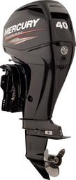 Mercury F40 hk EFI 4-takt - Ny overgemt model til tilbudspris !